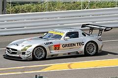 メルセデスベンツSLS・AMG GT3