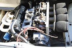 シムカ・ラリー3エンジン