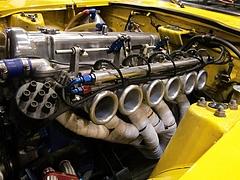 ロッキーオート フェアレディZ(S30) エンジン