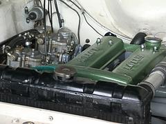 ロータスツインカムエンジン