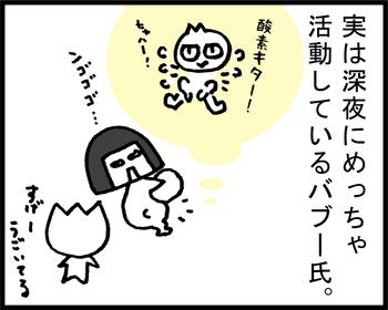バブーと胎動3-4