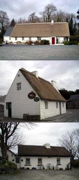 アイルランドのお家