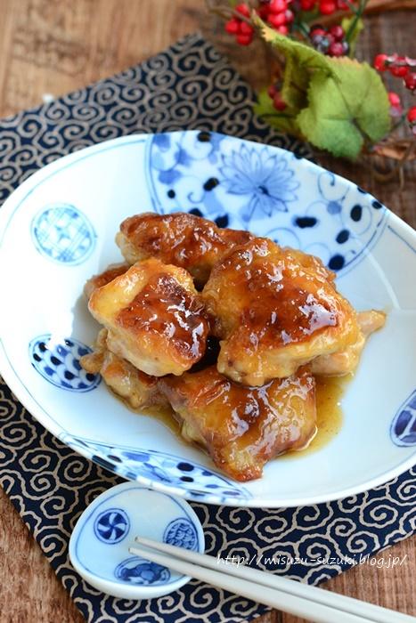 鳥 もも肉 弁当 レシピ