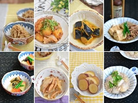 地味なおかずはしみじみ美味しい煮物レシピ特集8品