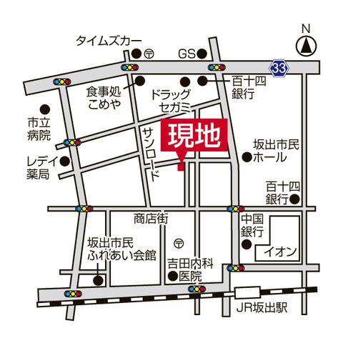 20160825_坂出市元町2丁目(地図)