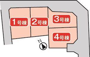 今里町第一(区画図) - コピー
