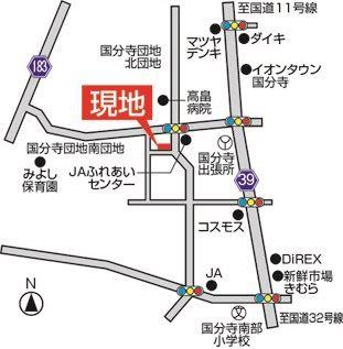 国分寺町新名第一(地図) - コピー