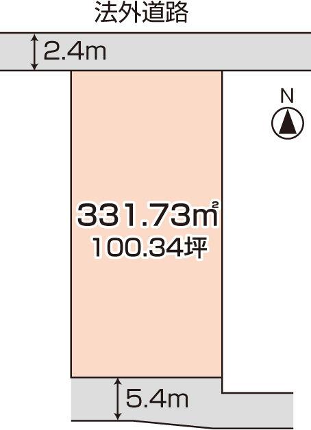 国分寺町(区画図)
