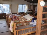 八栄寮-花の家寝室(東京)