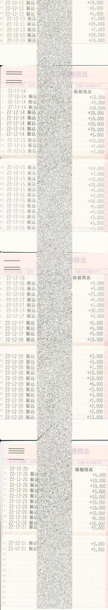 美鈴公式サイト動物愛護募金係20101213〜1220