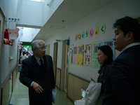 Misuzuサンタ名古屋衆善会乳児院