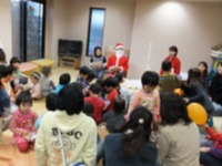 美鈴サンタ011'大阪和泉乳児院・ (1)