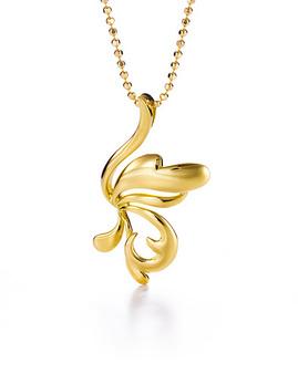 イエローゴールド・妖精の羽根