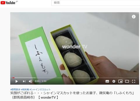 和菓子の魅力を映像で wonderTV