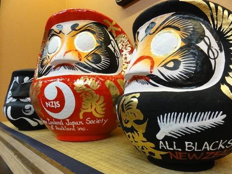 Cool Takasaki !  だるまを世界へ‼