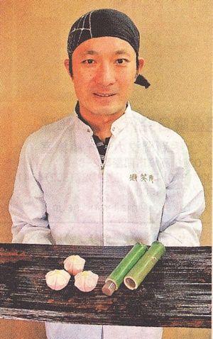 四季の和菓子を作ろう
