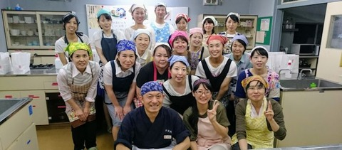 和菓子作り体験教室 6/26