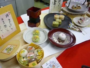 和菓子技術講習会2008
