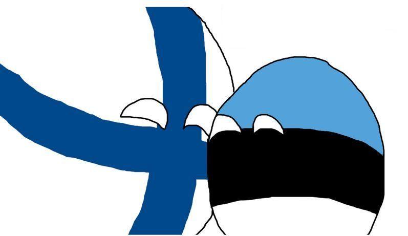 エストニア : ポーランドボール...