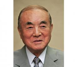 中曽根氏の葬儀に9千万円 政府が閣議決定、予備費から支出