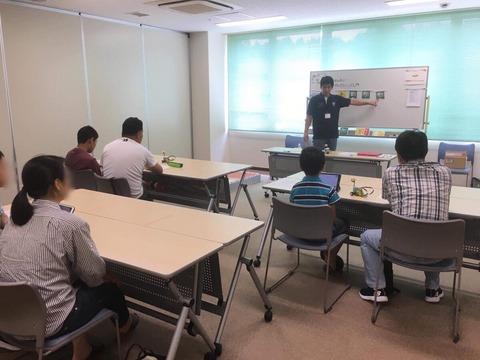 8月に開催した「プログラミング講座」の報告です♪