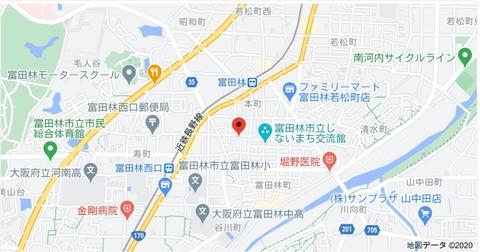 富田林地図