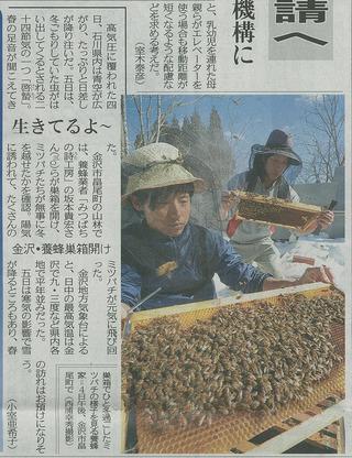 中日新聞さま朝刊
