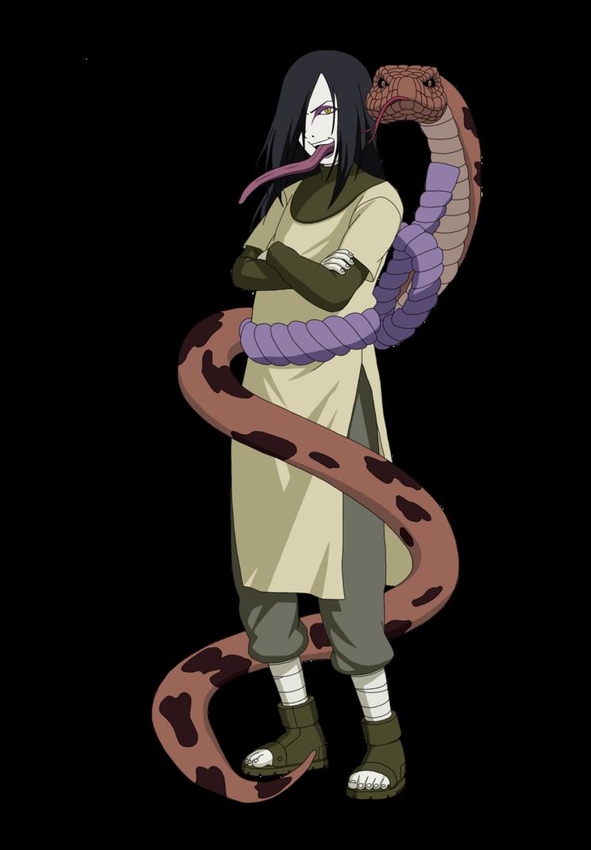 せい えい しゅ じゃ 大蛇 丸