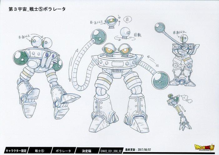 <ドラゴンボールまとめ>第3宇宙戦士 ボラレータ【画像あり】