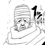 <NARUTOまとめ>砂隠れの里の相談役 エビゾウ【画像あり】
