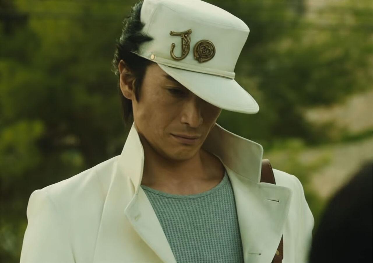 【衝撃】ジョジョの奇妙な冒険「空条承太郎」役の男を逮捕 / いともたやすく行われるえげつない行為