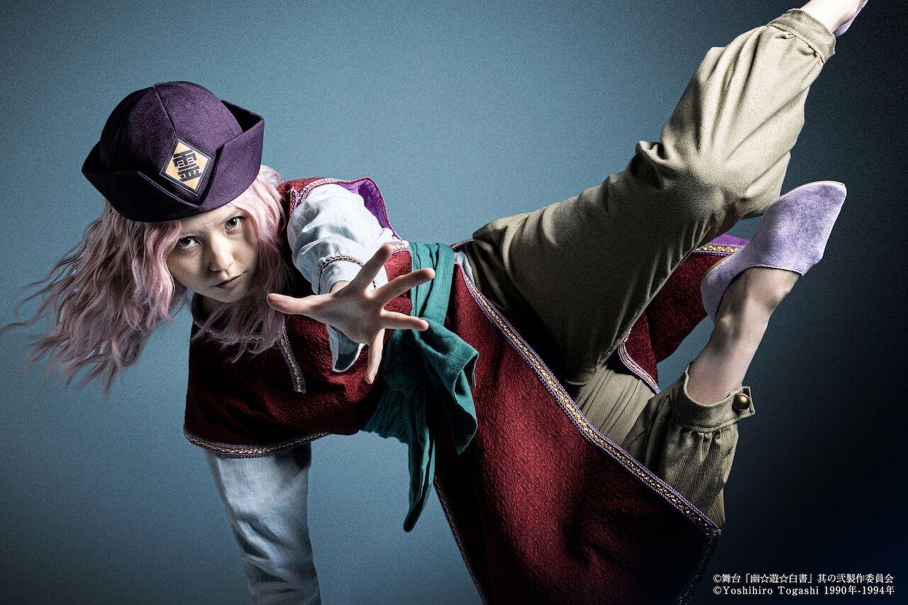 【話題】舞台「幽☆遊☆白書」朱雀、青龍、戸愚呂兄弟、左京、雪菜ら全キャラクタービジュアルが公開される