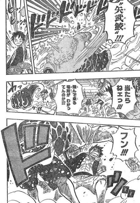 【悲報】ワンピースの戦闘、モブ有りのが分かりやすいという結果になってしまう