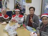 クリスマス会 | 不妊|鍼灸|大阪|不妊の鍼灸治療は三ツ川レディース鍼灸院