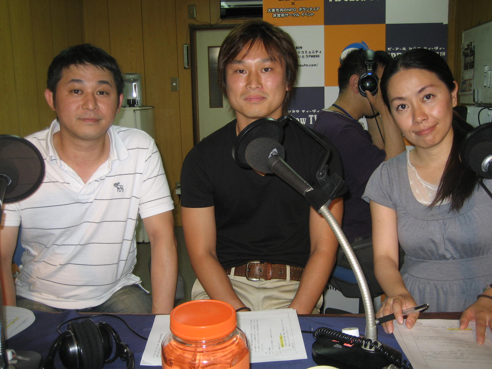 大東FMの収録 | 不妊|漢方|鍼灸|大阪|卵子の質改善|不妊専門の三ツ川レディース漢方鍼灸院