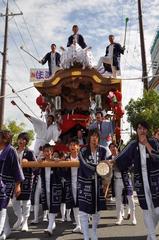 住道 だんじり祭り | 不妊|鍼灸|大阪|不妊の鍼灸治療は三ツ川レディース鍼灸院