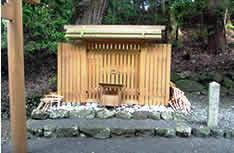 伊勢神宮の子安神社 | 不妊|鍼灸|大阪|卵子の質|鍼灸治療は三ツ川レディース鍼灸院