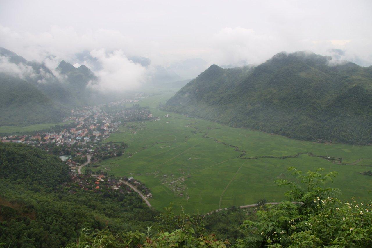 マイチャウ(Mai Chau)旅行記 その1 □ 出発 : 豆太郎のベトナムほいほい