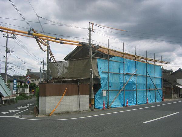 既存住宅解体工事
