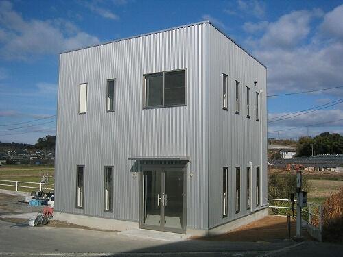 鉄骨造住宅