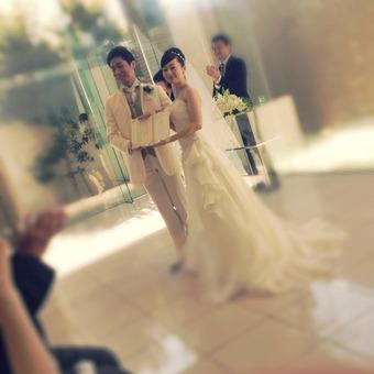 池田小林結婚式4