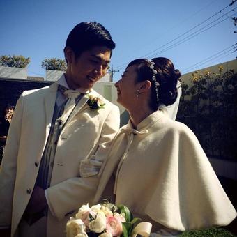 池田小林結婚式3