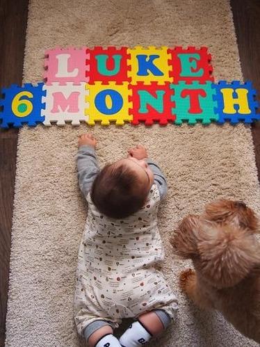★生後6ヶ月