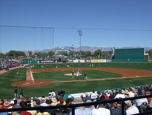 ★MLB Spring training
