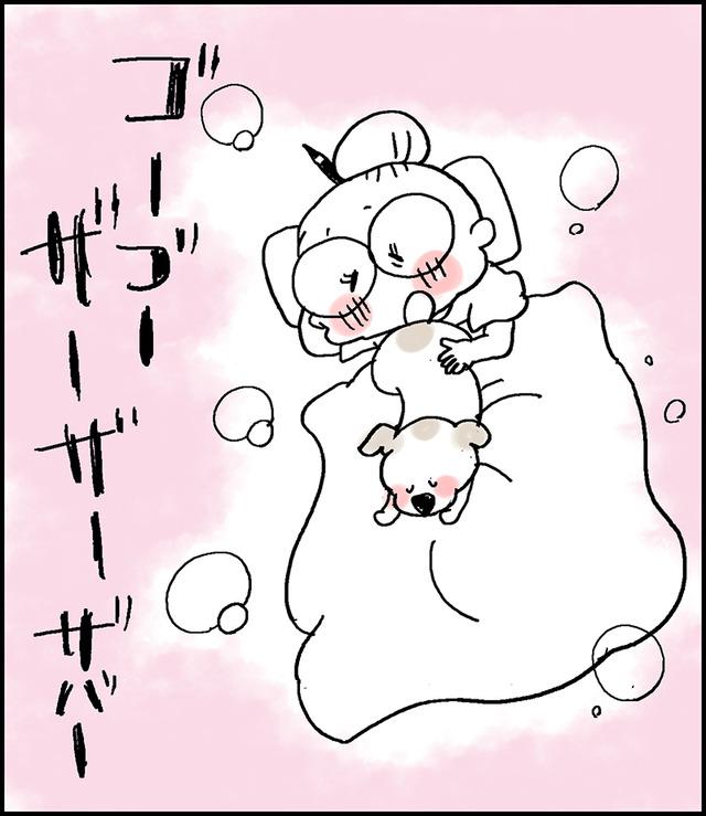 台風19号の夜2