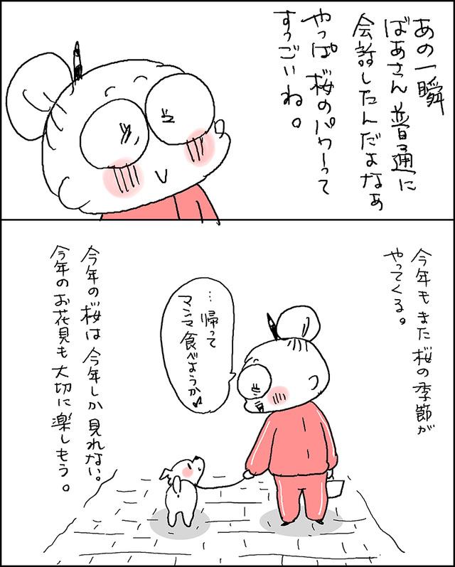 開花宣言3