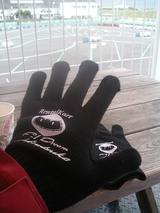 手袋買いました