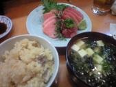 20100202鯛飯とマグロ