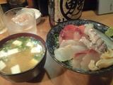 20090624海鮮丼