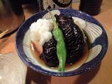 20090609豆腐と茄子の揚げ出し